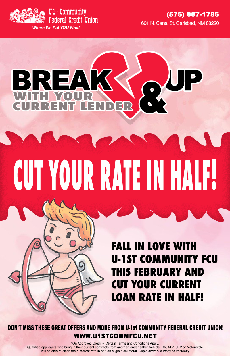 Break up with your current lender!