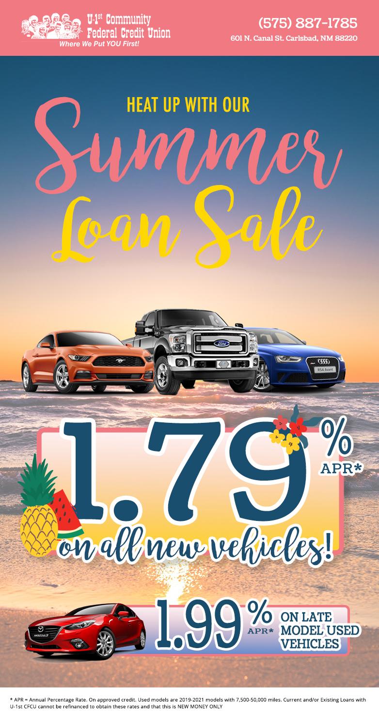 spring loan sale 1.79%